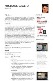 Sample Help Desk Analyst Resume Help Desk Analyst Resume samples VisualCV resume samples database 6