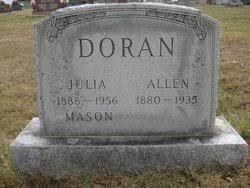 Julia Cornelia Sims Doran-Mason (1888-1956) - Find A Grave Memorial