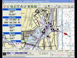 Maptech Offshore Nav Part 4 Live Gps Navigation Youtube