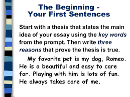 the five paragraph essay ppt video online 8 the
