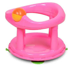 safety 1st baby bath support swivel bath seat pink