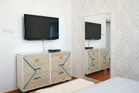 bedroom with storage. Chic Bedroom Storage From Two $35 RAST Dressers With W