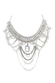 smart design chandelier necklace vivienne crystal chandelier necklace haute rebellious