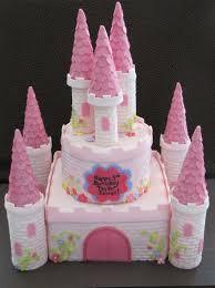 Pink Castle Cake Cakecentralcom