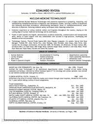 Medical Technologistme Format Work Objective Microbiologist Sample