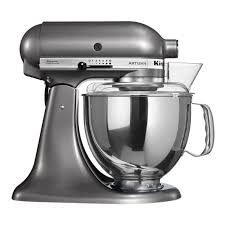 Kitchen Aid Kitchen Appliances Kitchenaid 5ksm150psecl Artisan Food Processor Metal Silver