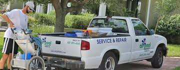 orlando and altamonte springs pool cleaning winter park supplies service truck e98 truck