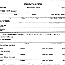 Resume Forms Online Fill Out A Resume How Fill Out Resume How Fill Out Resume Adorable 99