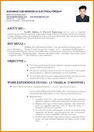 Mechanical Technician Resume Samples Engineering Sample Petroleum