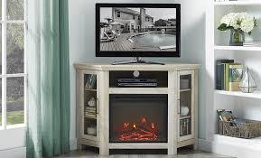 7 best corner fireplace tv stands 2021