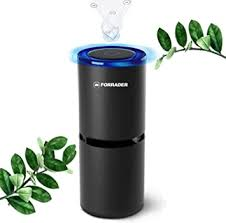 <b>Car</b> Air Purifier, <b>Portable Car</b> Ionizer Air Cleaner for Automobile ...