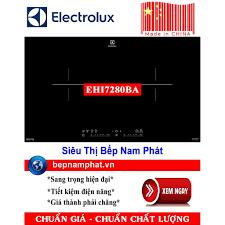 Bếp từ đôi Electrolux EHI7280BA sản xuất Trung Quốc