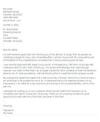 Sample Leave Of Absence Letter To Employee New Samples Of ...