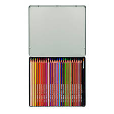 <b>LYRA Graduate Aquarell Watercolour</b> Pencils <b>24</b> Tin I Pencils I Art ...
