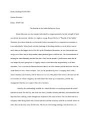 the parable of the sadhu reflection company culture can dictate 3 pages the parable of the sadhu reflective essay