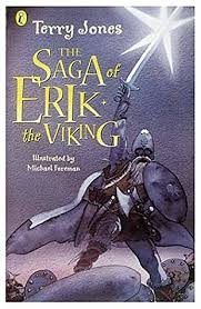 The Saga of Erik the Viking by Terry Jones - book, teaching resources, story