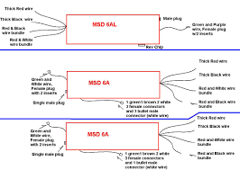 msd 6aln wiring diagram solidfonts msd 6aln wiring diagram instruction