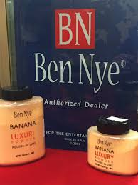 <b>Banana Luxury Powder</b> - 1.5 oz & 3oz <b>Bottles</b> - <b>Ben Nye</b> | Fantasy ...