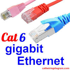 uses of cat 6 gigabit ethernet for network connection cat5 cat6 the 1000base t which is also known as ieee 802 3ab is one of the gigabit ethernet standards used over a copper wiring gigabit ethernet wiring uses