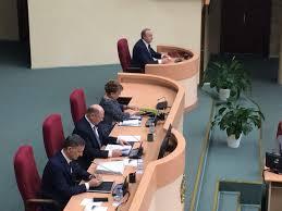 У депутатов областной думы появилась новая контрольная функция