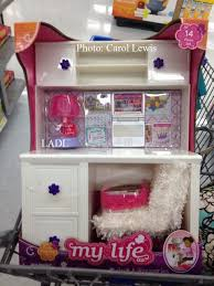 living a doll s life new desk set for journey girl doll and american girl doll with out a bunch of money it was at