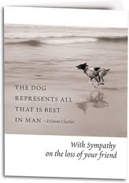 Sympathy Card Pet Loss Sympathy For Pet Loss Tirevi Fontanacountryinn Com