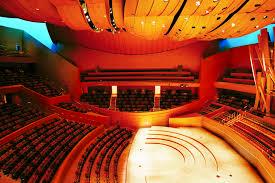 Walt Disney Concert Hall Seating Chart Gallery Of Ad Classics Walt Disney Concert Hall Frank