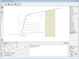 Small Picture MSE Wall GEO5 Geotechnical Design Software Reinforced Soil