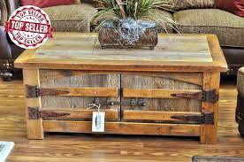 heritage barn wood coffee table southern creek rustic furnishings board tables