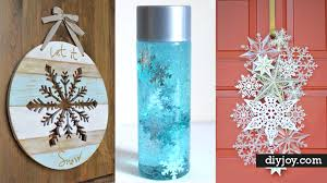 best diy snowflake decorations ornaments and crafts paper crafts with snowflakes pipe cleaner