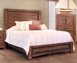 International Furniture Direct Porto King Bed Great American