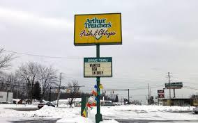 Whatever Happened To Arthur Treachers Restaurants