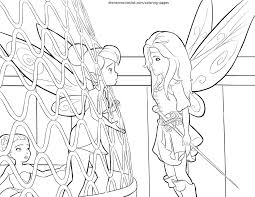 Small Picture Disneys The Pirate Fairy Coloring Pages Sheet Free Disney