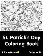 St Patricks Day Coloring St Patricks Day Coloring Pages Free Printable Coloring Books