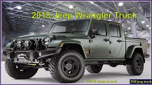 2018 jeep wrangler pickup. beautiful jeep 2018 jeep truck  new wrangler pickup reviews and pics inside jeep wrangler pickup