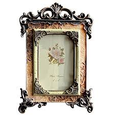 Antique frame White Gift Garden 4x6 Inch Vintage Picture Frame Friends Gift Photo Display 4x6 Amazoncom Antique Picture Frames Amazoncom