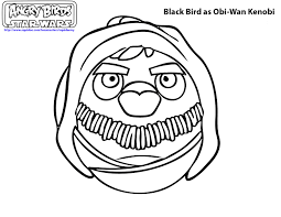 Angry Birds Star Wars 2 Coloring Pages Online Vedic Lifeinfo