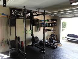 diy garage gym ideas