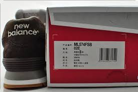 Popular New Balance Brown 02e Wl574fsb Women Shoes 122 00