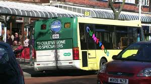 specsavers bus advert how we did it  specsavers bus advert how we did it