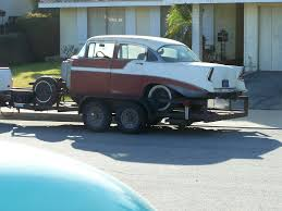 1956 Chevrolet 4 Door Bel Air Sedan - Codename Victorville ...