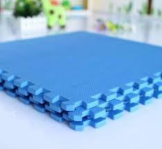 eva washable foam floor interlocking exercise gym floor mat