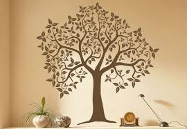 family tree wall decal flower wall stickers white tree wall decal fl wall decals tree stickers wall tree family tree wall art wall tree decor metal tree