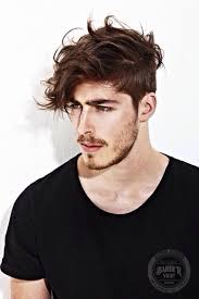Messy Hairstyle For Guys Best Mens Hairstyles 2015 Undercut Men Hair And Barbers