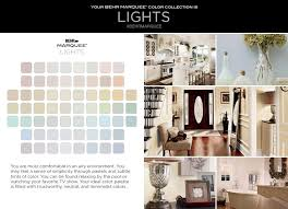 Whats Your Behr Marquee Color Personality Lights Behr
