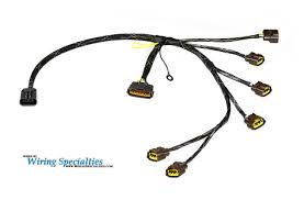 wiring specialties pro rb26dett coilpack harness brand new Rb26dett Wiring Harness wiring specialties pro rb26dett coilpack harness loading zoom rb26 wiring harness