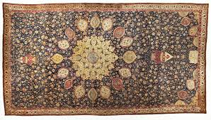 lacma ardabil carpet persian rug