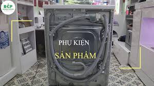 Review máy giặt Bosch WAW28440SG 8kg, Serie 8 HOT NHẤT HIỆN NAY - YouTube
