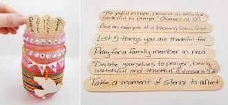 prayer jars craft