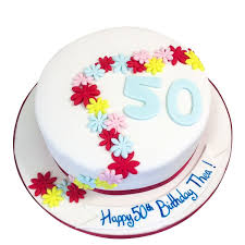 50th Birthday Cake Buy Online Free Uk Delivery New Cakes
